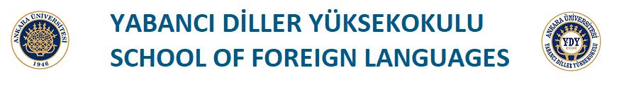 Yabancı Diller Yüksekokulu